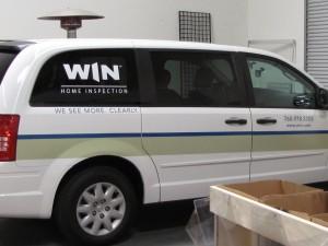 Win  Passenger side